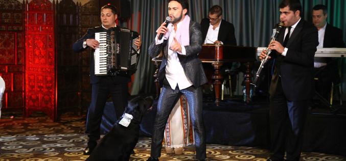 Mihai Bendeac recurge la un tratament special ca să aibă vocea lui Amza Pellea