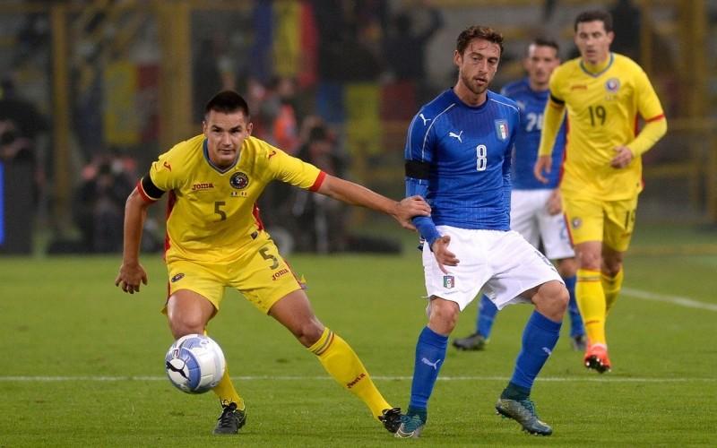 România a terminat la egalitate amicalul cu Italia