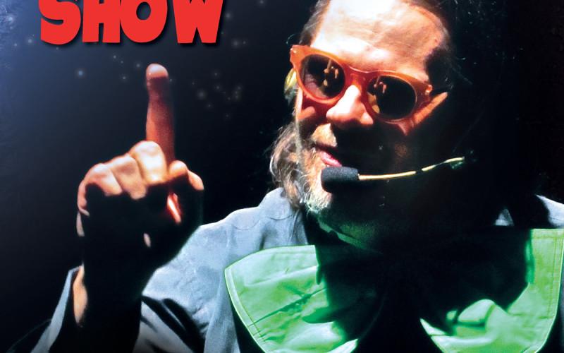 One-man-show cu FLORIN PIERSIC JR la Teatrul Național din București