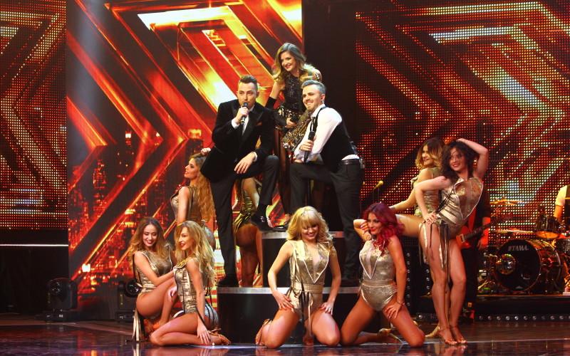 Bravissimo, B52, Xenia Chitoroagă și Florin Răduță s-au calificat în finala X Factor 2015