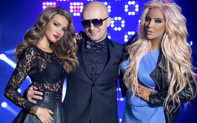 Otilia cântă alături de Andrea şi Shaggy în cea mai hot producţie a lui Costi Ioniță – VIDEO