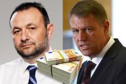 Iohannis e terminat. S-a aflat că a primit un milion de euro de la Cătălin Teodorescu. Deputatul a scăpat astfel de cătușele DNA