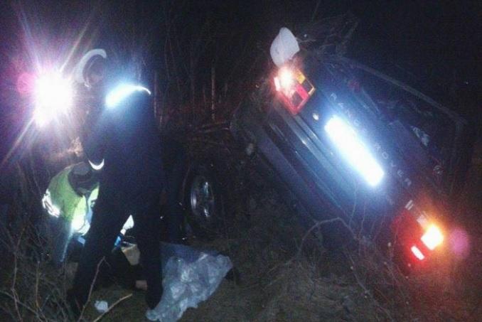 iuliana gatej - accident