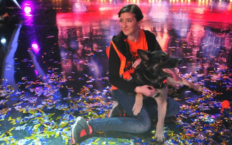 """Teodora Dinulescu și Lord, câștigătorii marelui premiu al show-ului """"Ham talent"""""""