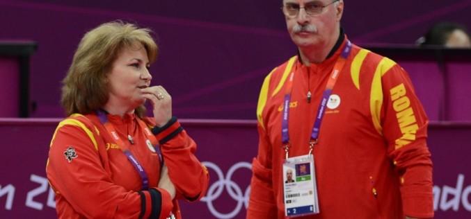 Octavian Bellu și Mariana Bitang vor antrena din nou lotul olimpic de gimnastică