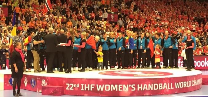 Norvegia este noua campioană mondială la handbal feminin