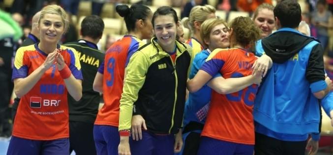 România a învins Muntenegru la handbal feminin la Olimpiada de la Rio