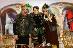 Chef de râs pe săturate de Revelion la Antena 1 cu Vasile Muraru și Valentina Fătu