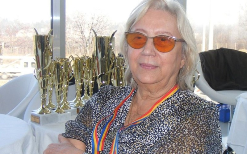 A murit Elisabeta Polihroniade, maestru internațional al șahului
