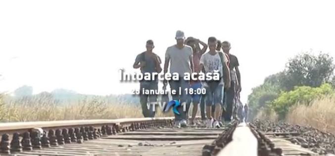 Monica Ghiurco relatează la TVR 1 drama refugiaţilor creştini din Orientul Mijlociu