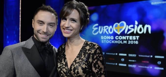 43 de țări participă la Eurovision 2016. Måns Zelmerlöw și Petra Mede vor prezenta concursul