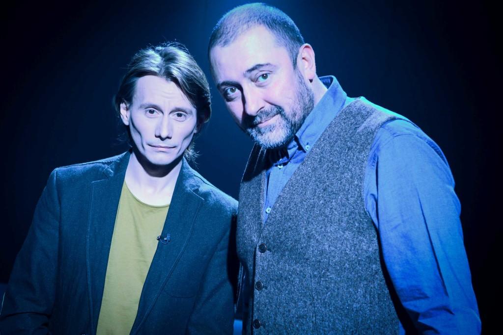 Marius Manole si Catalin Stafanescu