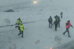 SCANDALOS. 116 oameni, la un pas de moarte pentru că pista din Cluj nu era curățată de zăpadă