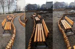BĂTAIE DE JOC |  Primăria Timișoara a cheltuit 2 miliarde de lei pentru a monta bănci cu gardul în față
