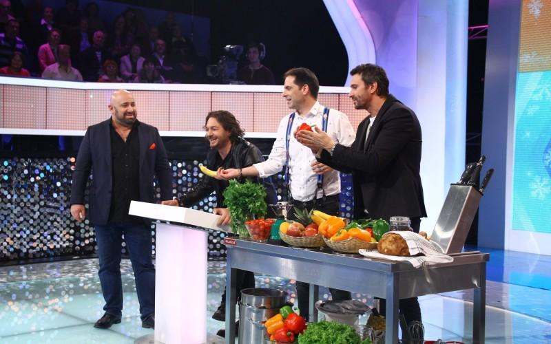 Florin Dumitrescu, Nicolai Tand și Cătălin Scărlătescu se pun cu blondele lui Negru