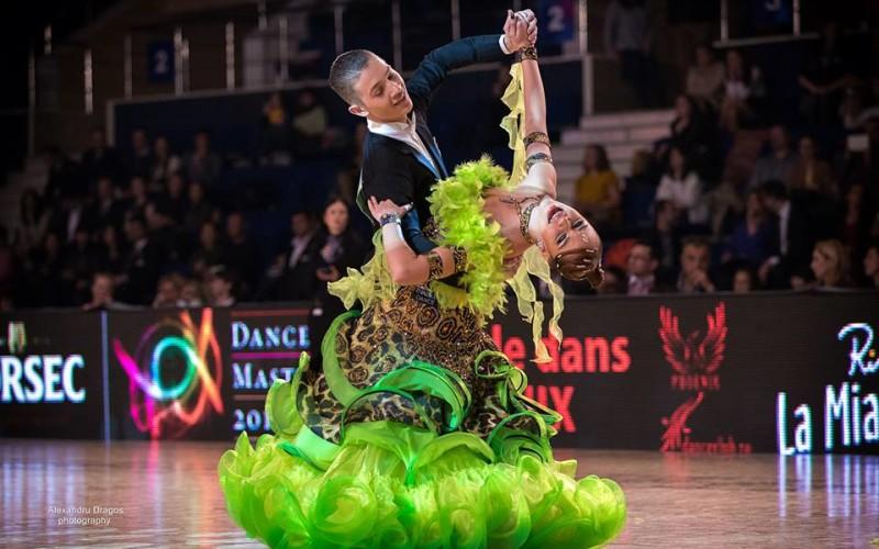 Campionatul National de Dans Sportiv 2016, găzduit în martie de Sala Polivalentă