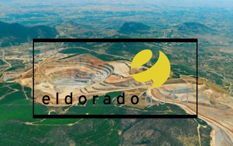 Se alege praful de planurile Eldorado în Europa. Compania suspendă dezvoltarea minei de cupru și aur din Grecia
