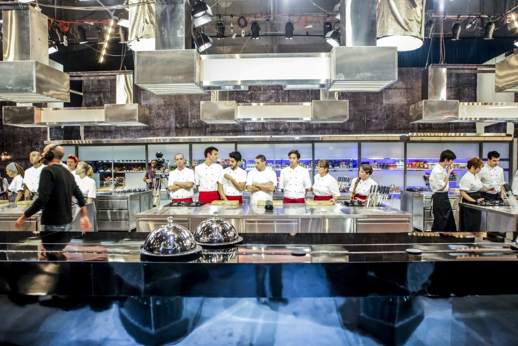 games of chefs - antena 1