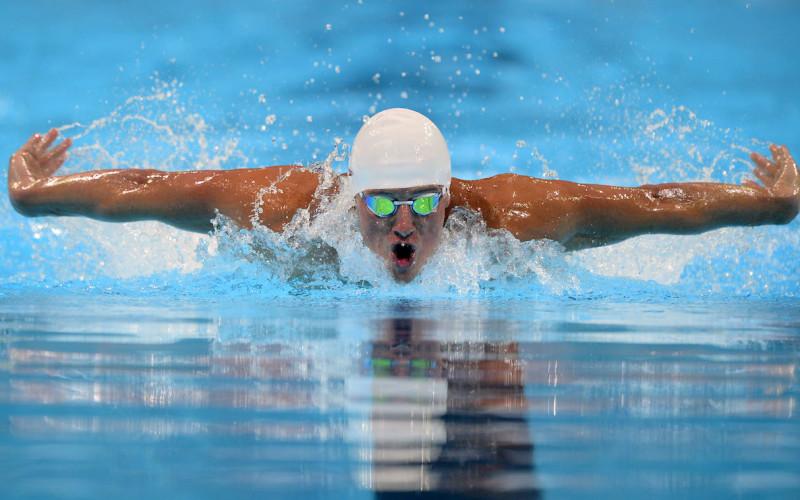 Performanțele în natație pot fi îmbunătățite cu medicina energetică