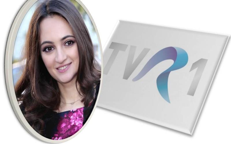 Mădălina Puşcalău e în Prim-plan la TVR 1 din 25 ianuarie