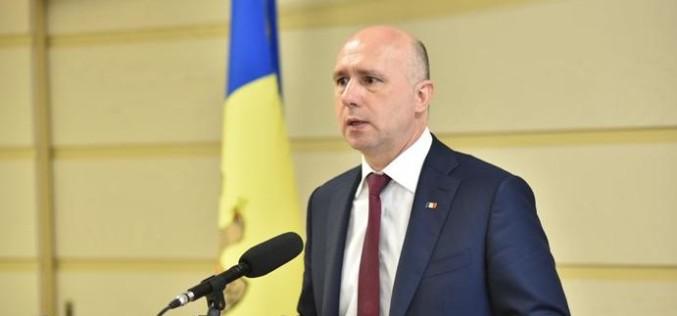 Republica Moldova are Guvern. Paramentul a votat Cabinetul condus de Pavel Filip