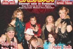 """Seleși, Temișan și Ozana Barabancea s-au apucat de jucat """"Un alt fel de cabaret"""""""
