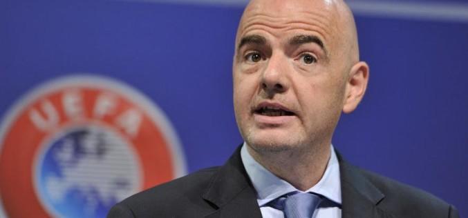 Gianni Infantino este noul Preşedinte al Federaţiei Internaţionale de Fotbal