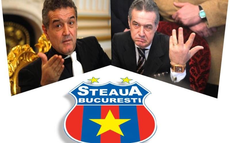 Becali a primit o lovitură dură de la Armată. Ministerul îi cere 57 de milioane de euro pentru marca Steaua
