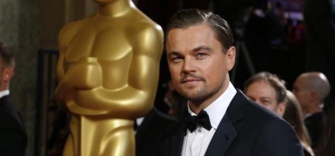 Leonardo DiCaprio a câștigat premiul Oscar pentru cel mai bun actor