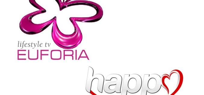 Euforia TV devine din 8 martie, Happy Channel