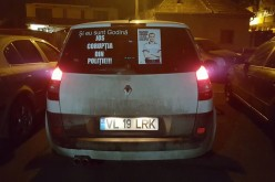 Românii se solidarizează cu polițistul Marian Godină care demască corupția din Poliția Română
