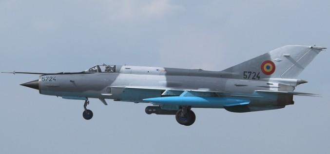 Aviația română e praf. Polonezii ne apără spațiul aerian de invazia avioanelor rusești