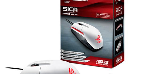 ASUS Republic of Gamers a lansat mouse ROG Sica, destinat pasionaţilor de jocuri video