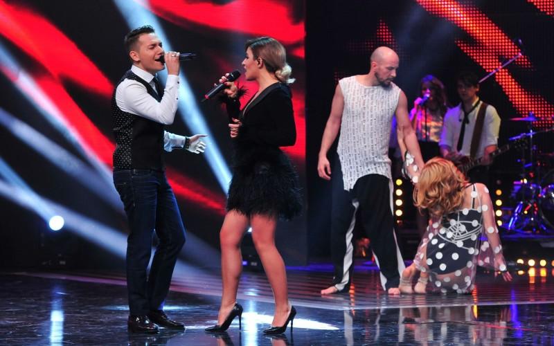 Florin Răduță, în concert cu Nicoleta Nucă la București