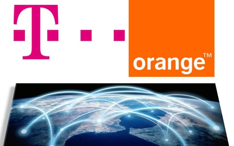 Orange va avea acces la rețeaua fixă de bandă largă a Telekom