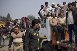 10 milioane de indieni au rămas fără apă din cauza unor proteste din New Delhi şi în statul Haryana