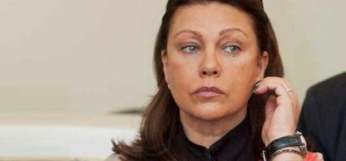 Senatoarea Doina Tudor, reţinută de DNA pentru că şi-a ajutat soţul să ia mită