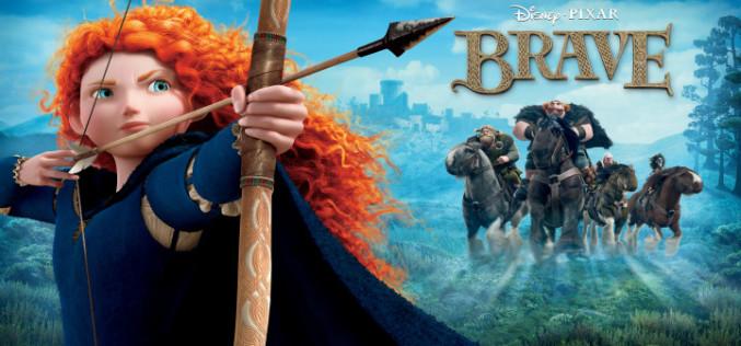 """Antena 1 difuzează animaţia Disney """"Neînfricată – Brave"""""""