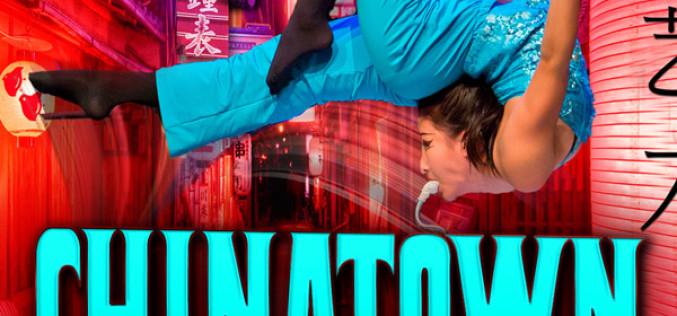 35 de circari de la Circul Național Chinezesc dau năvală pe scena Sălii Palatului