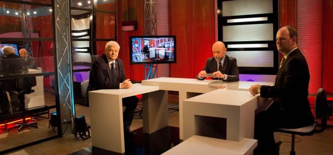 Din 10 martie, Mediatorii dau soluții românilor într-o emisiune marca TVR