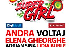 Voltaj, Elena Gheorghe și Lidia Buble cântă pe 8 martie pe scena SuperGirl
