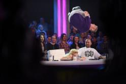 """Delia, șocată de o acrobaţie periculoasă făcută de un concurent la emisiunea """"iUmor"""""""