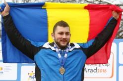 Andrei Marius Gag, vicecampion mondial la aruncarea greutății