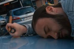 Andrei Versace, accidentat pe trecerea de pietoni la show-ul În puii mei