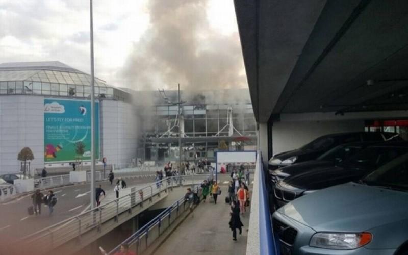 Atentat terorist pe aeroportul Zaventem de la Bruxelles. Cel puțin 11 persoane au decedat