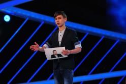Prin magie, un copil de 14 ani, aduce pe scena Next Star, o vedetă celebră din România