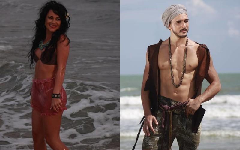 """Deea și Matei, ispite în sezonul doi al reality show-ului  """"Temptation Island – Insula iubirii"""""""