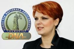 Lia Olguța Vasilescu, primarul municipiului Craiova, reținută de DNA pentru luare de mită
