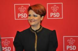 Olguţa, refuzată a patra oară de Iohannis pe motiv că e incompetentă şi că a atacat justiţia