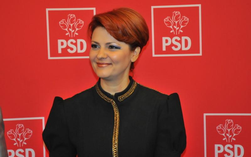 Lia Olguţa Vasilescu va sta 29 de zile în arest la domiciliu